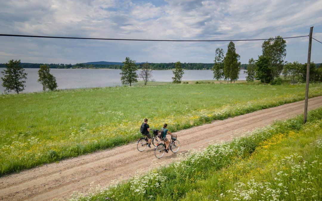 Biking in Dalarna during summer – a true biking paradise