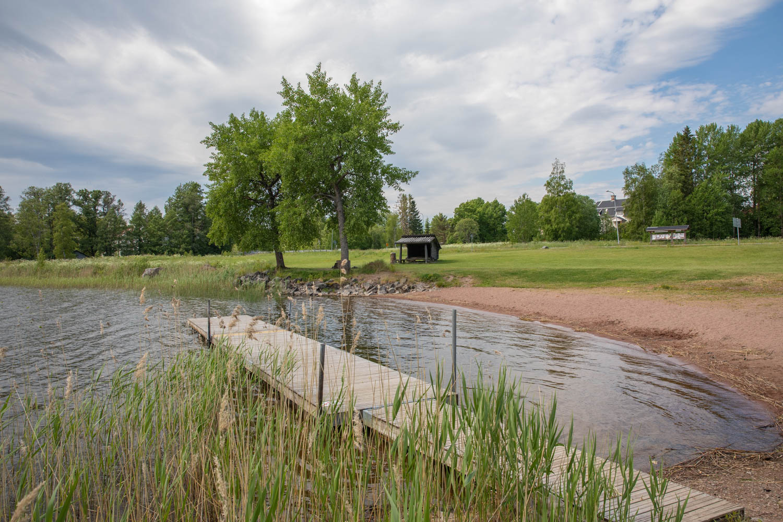 Take a swim in the lakes in Dalarna