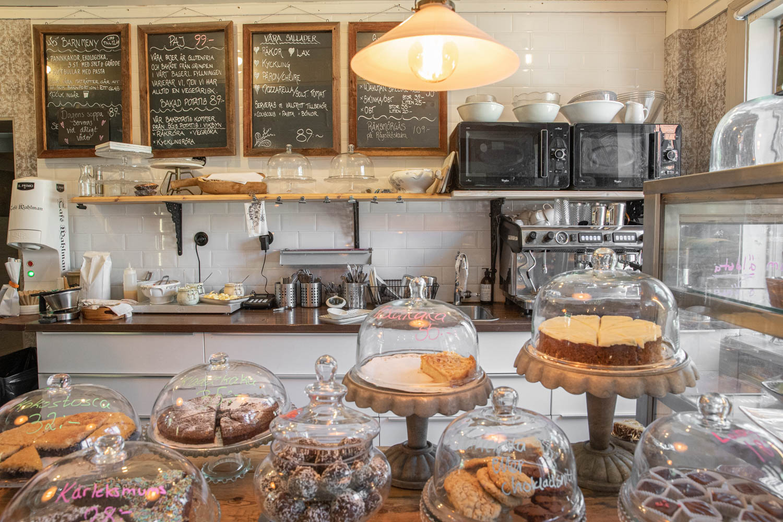 Cafe Wahlmans / Klassiska Byggvaror in Hedemora