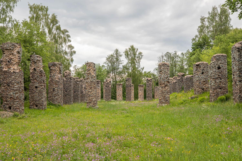 Ulfshytte Bruk - Silverringen, Dalarna - Sweden