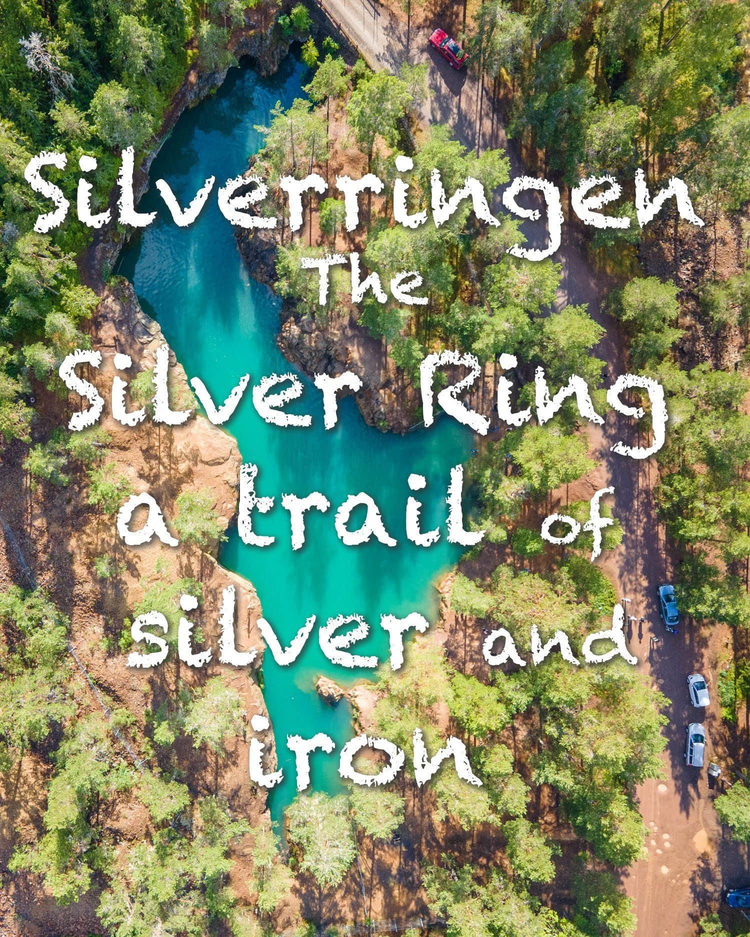 Silverringen - The Silver Ring - a trail of silver and iron