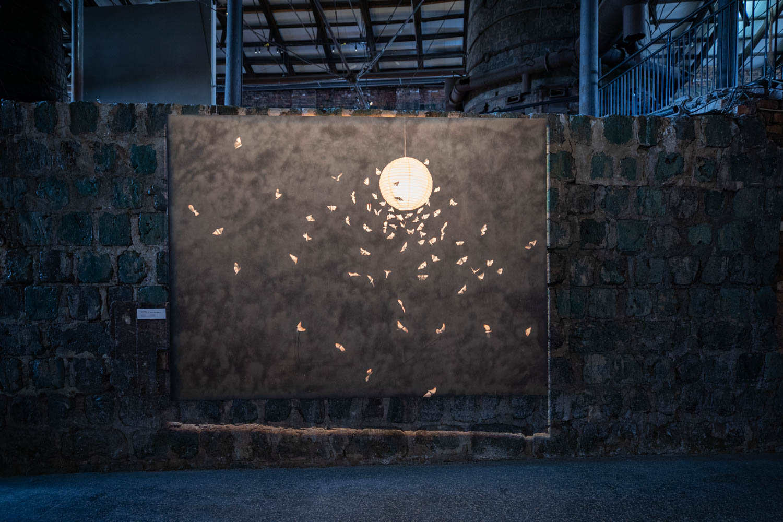 Ylva Ceder creates magic with fire