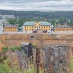 Falu Gruva a World Heritage Site in Sweden