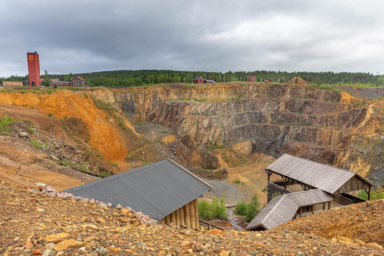 Falu Gruva - A World Heritage Site