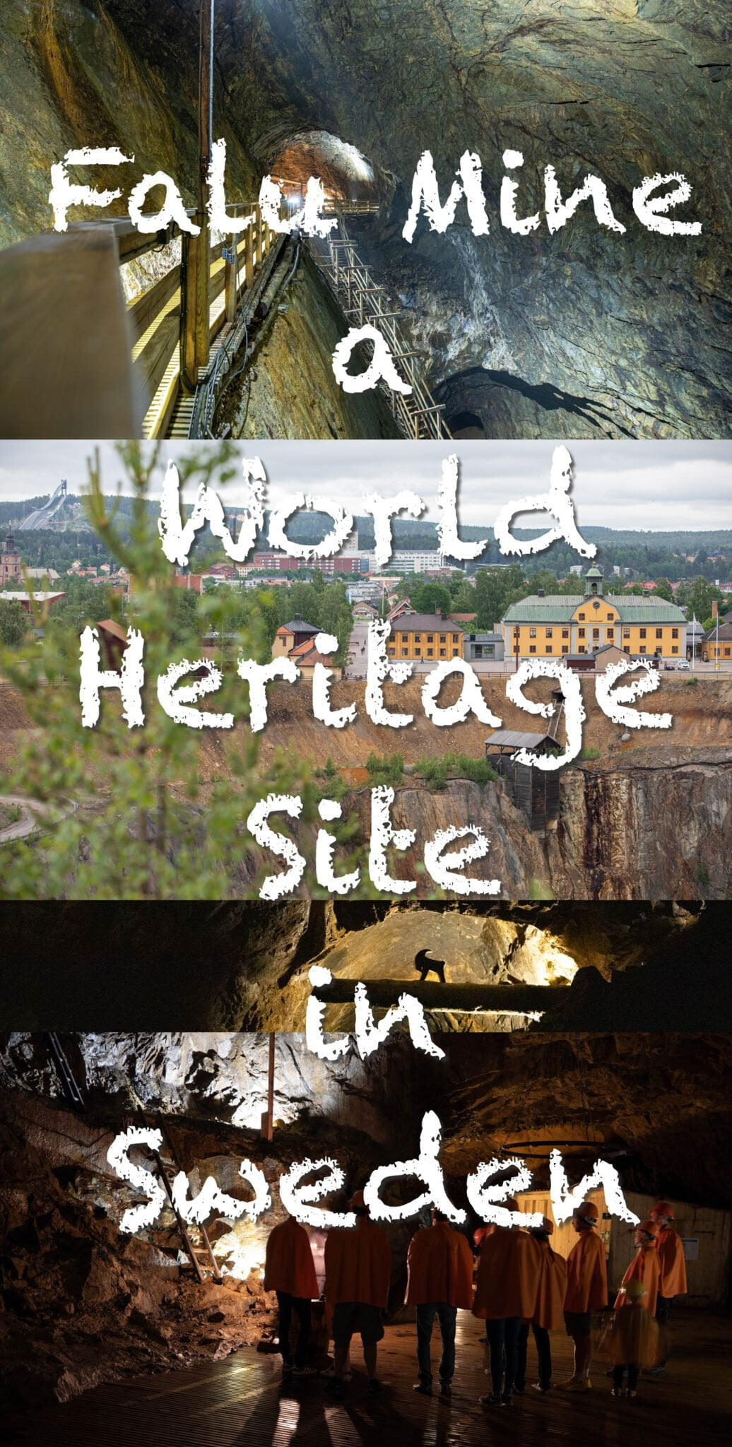 a World Heritage Site in Sweden