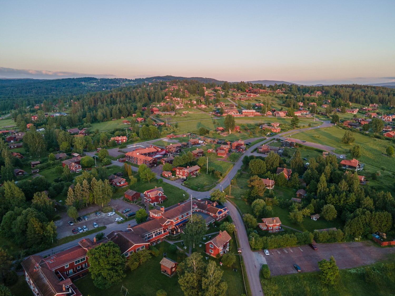 Tallberg - A true gem in Dalarna, Sweden