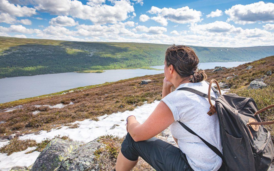 Grovelsjon – Your next hiking adventure in Sweden