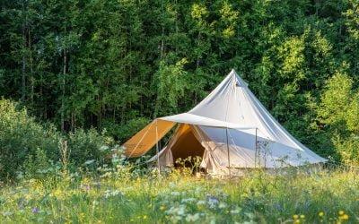 Glamping in Dalarna – Swedish silence at it's best