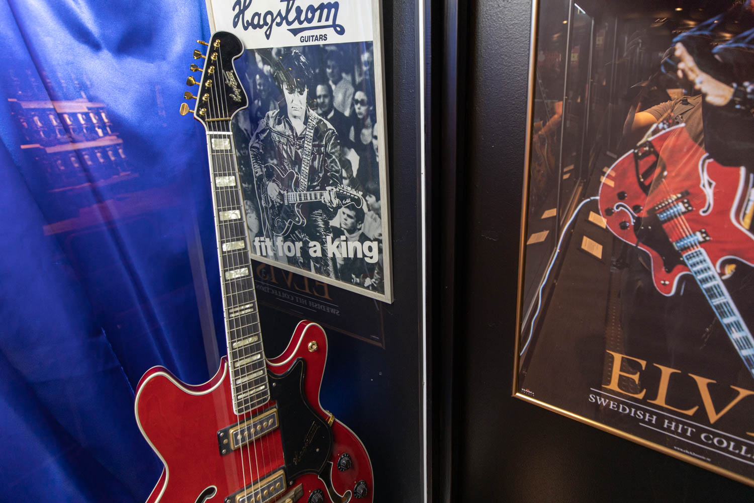 Hagstrom museum - where the electric guitar started