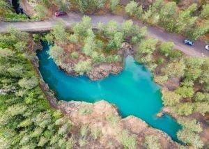 Road trip along lake Siljan - Silverringen