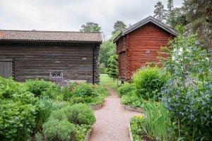 Hildasholm gardens