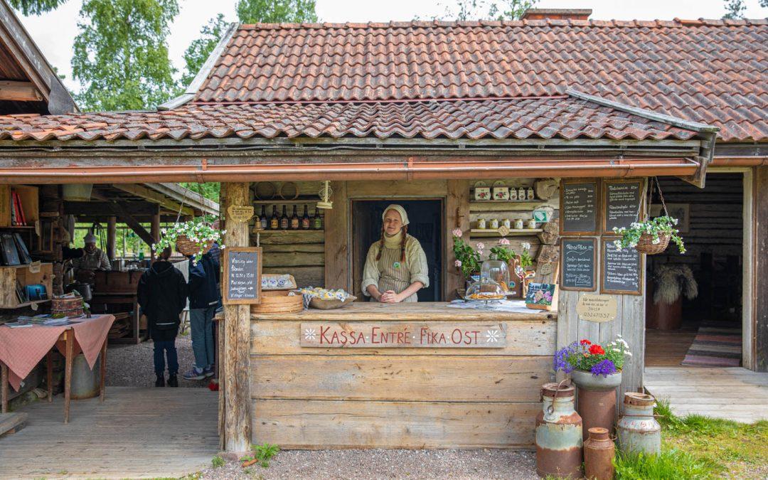 Visit a Swedish Fäbod – To do in Dalarna