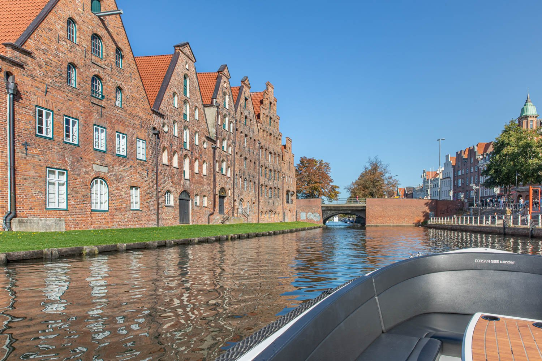 Take a romantic boat trip