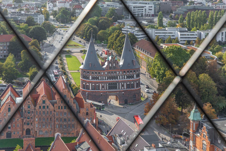 Photograph Holstentor - the city symbol