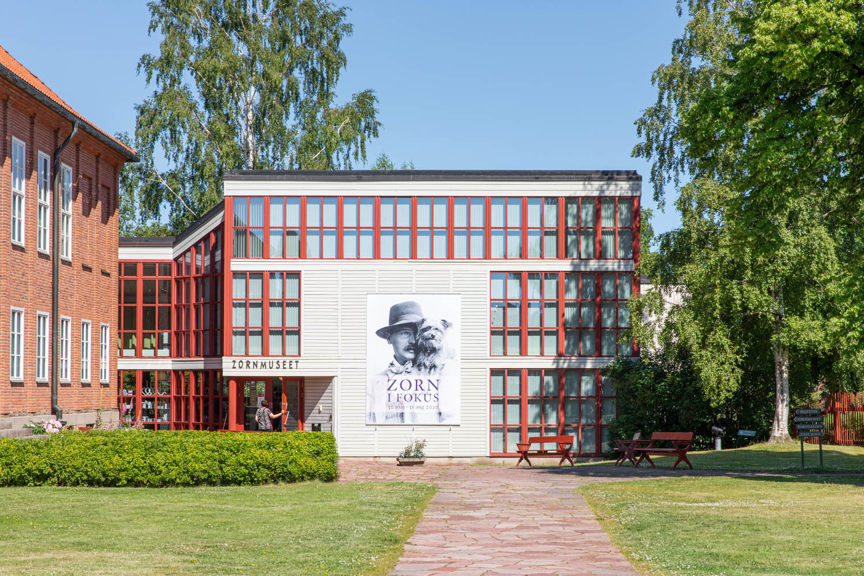 Zorn museet in Mora, Sweden