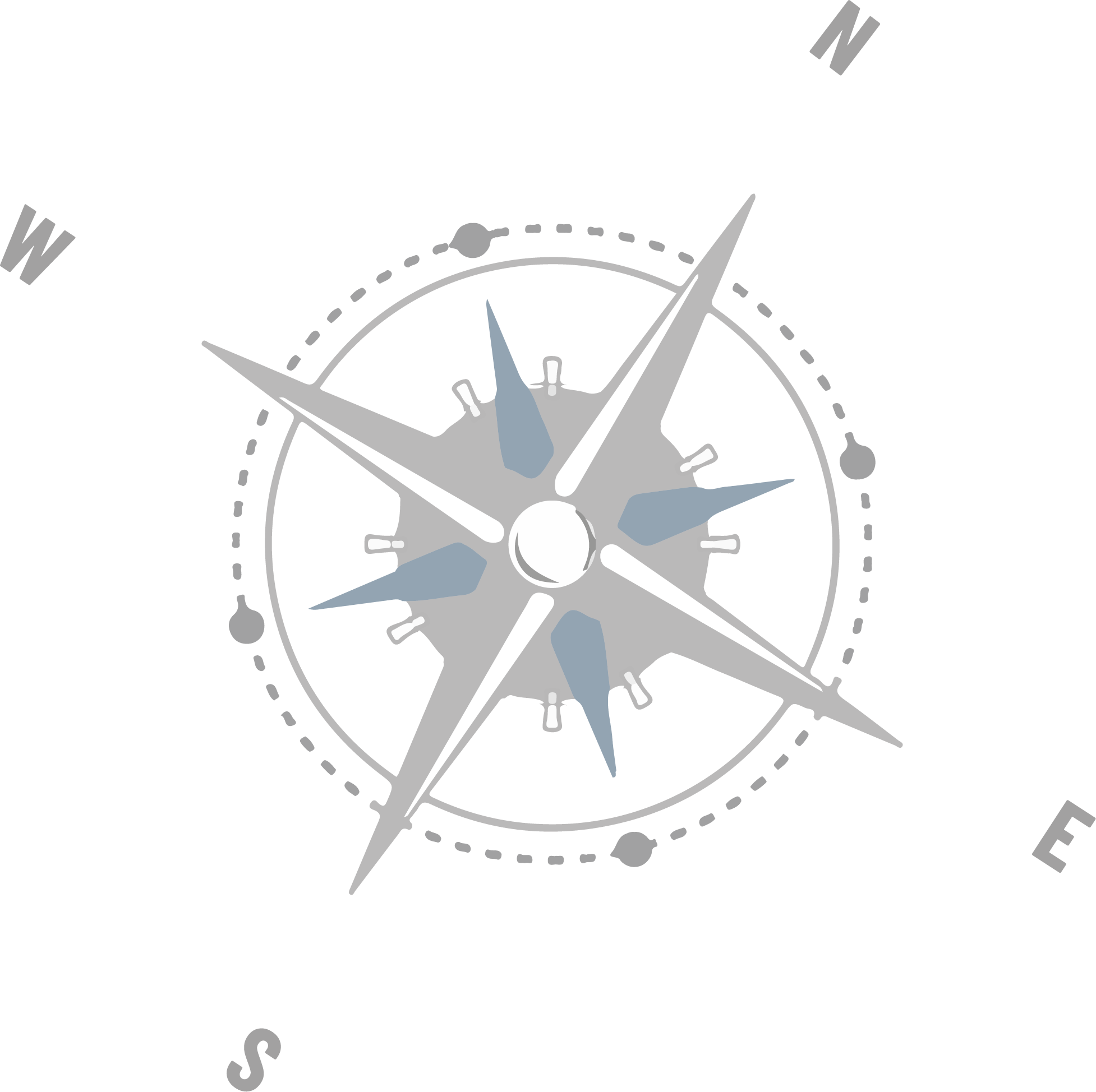 Compass of Finally Lost