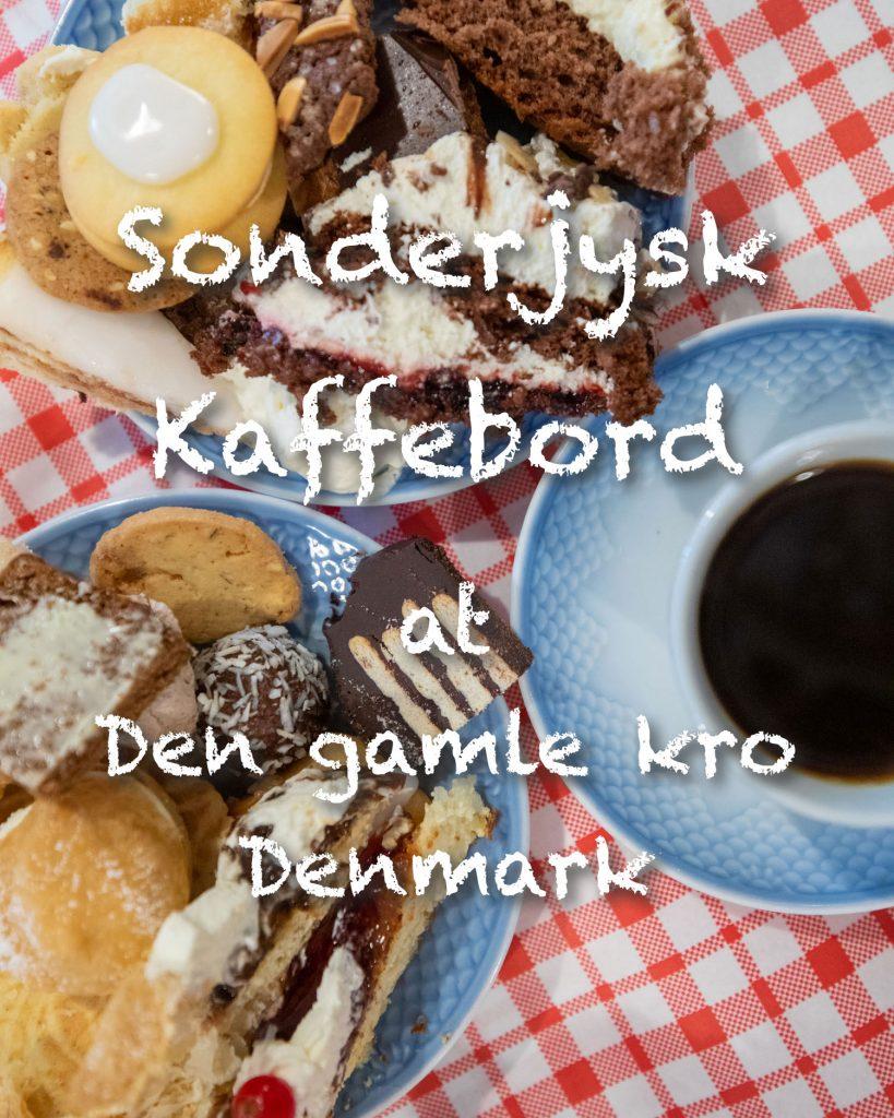 Sonderjysk Kaffebord Den gamle kro